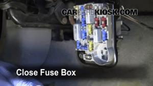 Interior Fuse Box Location: 19901994 Ford Tempo  1993