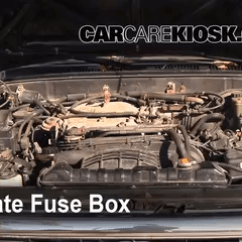 1992 Toyota Hilux Surf Wiring Diagram 1996 Ford Bronco Blown Fuse Check 1990 1995 4runner 1994 Sr5
