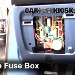 96 Ford Ranger Fuse Diagram A Of The Sun Interior Box Location: 1990-1997 F-250 - 1995 Xl 7.5l V8 Standard Cab ...