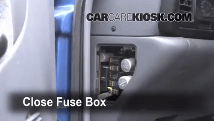 2001 dodge grand caravan fuse box diagram car stereo amplifier wiring interior location 1994 2002 ram 2500 1997 5 9l v8 standard cab pickup
