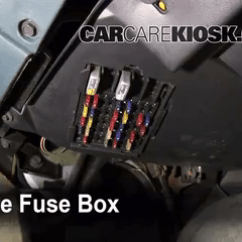 97 Ford Ranger Fuse Box Diagram 3 Gang Light Switch Wiring Interior Location: 1990-1999 Buick Lesabre - 1992 Limited 3.8l V6
