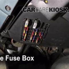 97 Ford Ranger Fuse Box Diagram 93 Trailer Wiring Interior Location: 1990-1999 Buick Lesabre - 1992 Limited 3.8l V6