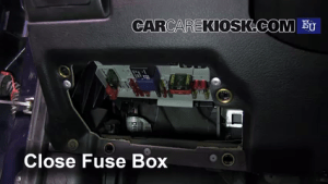 Ts Astra Fuse Box Location | Wiring Diagram Centre