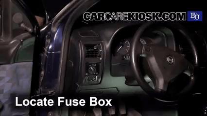 2008 Kia Spectra Fuse Box Interior Fuse Box Location 1991 2004 Opel Astra 1999