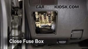 Interior Fuse Box Location: 19962002 Toyota 4Runner  1999 Toyota 4Runner Limited 34L V6