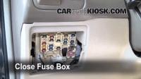 Fuse Box 98 Corolla Windows : 27 Wiring Diagram Images ...