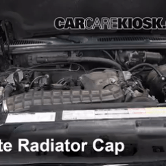2000 Ford Explorer Radiator Diagram Dcc Decoder Wiring Coolant Flush How To 1995 2001 Xls 4 0l V6