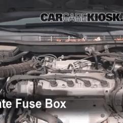 Diagram For 2000 Honda Accord Door 2002 Ford Explorer Parts Blown Fuse Check 1998 Ex 2 3l