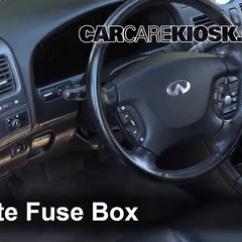 1999 Nissan Altima Speaker Wiring Diagram Vectra C Towbar Interior Fuse Box Location 1995 Maxima 1996