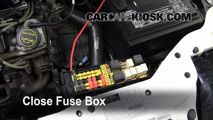 2005 Ford Five Hundred Fuse Box Diagram Blown Fuse Check 2000 2007 Ford Taurus 2003 Ford Taurus