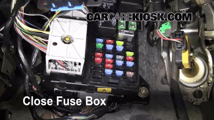 97 Ford F 350 Radio Wire Diagram Interior Fuse Box Location 2000 2007 Ford Taurus 2002