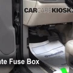 2000 Nissan Sentra Fuse Box Diagram Appradio 2 Wiring Interior Location: 2000-2006 Gmc Yukon Xl 2500 - 2002 Slt 8.1l V8