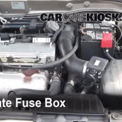 2002 Mitsubishi Galant Engine Diagram Travel Trailer Electric Brake Wiring Blown Fuse Check 1999 2003