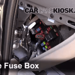 2003 Chevy Tahoe Fuse Box Diagram Wiring Light Interior Location 2000 2006 Chevrolet Ls 5 3l V8