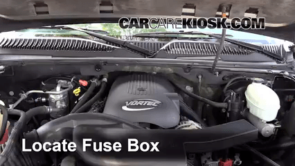 2003 chevy tahoe fuse box diagram bremas reversing switch wiring replace a 2000 2006 chevrolet ls 5 3l v8 engine check