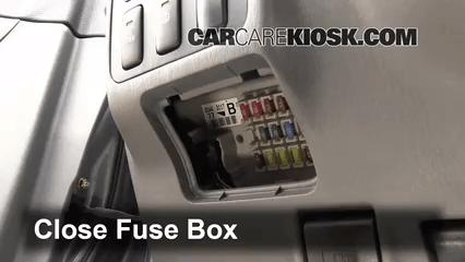 2010 Tundra Fuse Diagram Interior Fuse Box Location 2003 2009 Lexus Gx470 2003