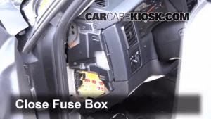Interior Fuse Box Location: 19972004 Dodge Dakota  2004 Dodge Dakota Sport 37L V6 Crew Cab