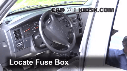 2007 dodge dakota interior fuse box. Black Bedroom Furniture Sets. Home Design Ideas
