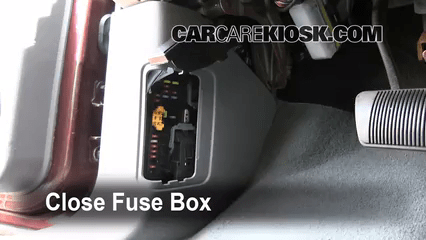 2005 dodge durango fuse box diagram kitchen wiring uk interior location: 2004-2009 - 2004 slt 5.7l v8