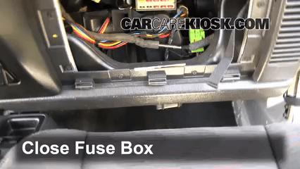 97 jeep tj radio wiring diagram ford ranger wire interior fuse box location: 1997-2006 wrangler - 2004 rubicon 4.0l 6 cyl.