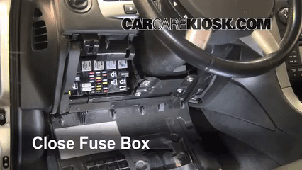 mazda 5 fuse box diagram 98 f150 radio wiring interior location: 2004-2006 pontiac gto - 2004 5.7l v8