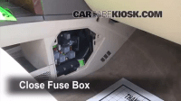 Interior Fuse Box Location: 2002-2007 Buick Rendezvous ...
