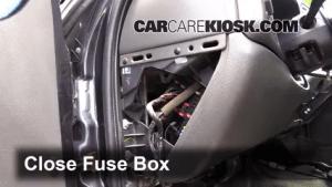 Interior Fuse Box Location: 19992007 GMC Sierra 2500 HD