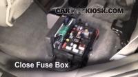 2003 Trailblazer Fuse Box - Wiring Diagrams Hubs