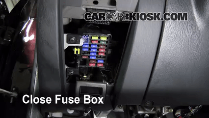 fuse mazda diagram box mxmiata schematics wiring diagrams u2022 rh seniorlivinguniversity co Mazda 3 Fuse Box Diagram Mazda CX-9 Fuse Box Diagram