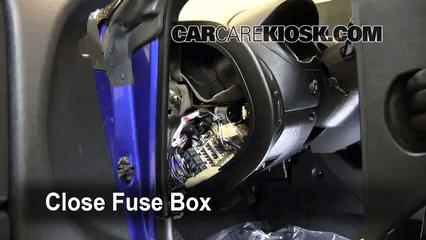 2002 Mitsubishi Galant Fuse Box Diagram Interior Fuse Box Location 2000 2005 Mitsubishi Eclipse