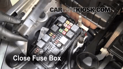 2007 Ford F150 Fuse Box Layout Replace A Fuse 2006 2011 Buick Lucerne 2006 Buick