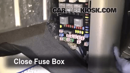 2004 ford expedition fuse box diagram whole house wiring interior location: 2004-2008 f-150 - 2006 xlt 5.4l v8 extended cab ...