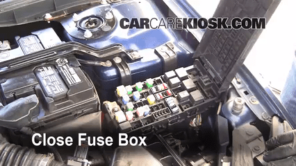 2005 Ford Five Hundred Fuse Box Diagram Blown Fuse Check 2006 2009 Ford Fusion 2006 Ford Fusion