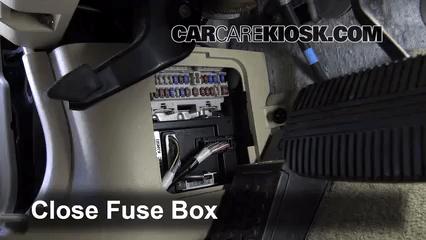 nissan 350z audio wiring diagram 2000 chevy blazer headlight interior fuse box location 2003 2007 infiniti g35 2006 x 3 5l v6