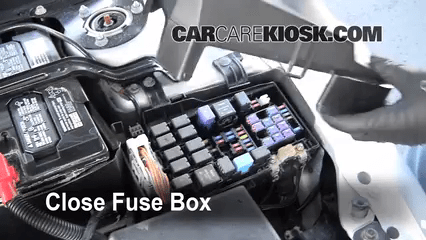 2013 Ford Fusion Se Fuse Box Diagram Replace A Fuse 2003 2008 Mazda 6 2006 Mazda 6 I 2 3l 4