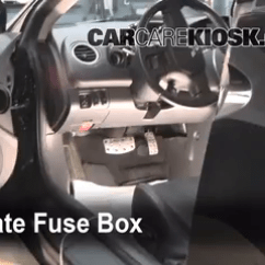 07 Dodge Charger Fuse Diagram 2000 Ford Expedition Xlt Box Interior Location 2006 2012 Mitsubishi Eclipse