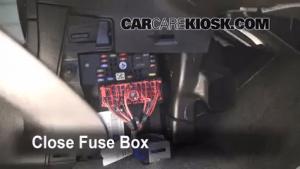 Interior Fuse Box Location: 20032007 Saturn Ion1  2003