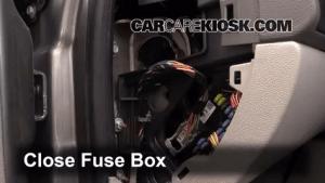 Interior Fuse Box Location: 20072014 GMC Sierra 3500 HD  2008 GMC Sierra 3500 HD WT 66L V8
