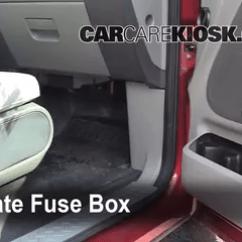 2008 Ford F 250 Fuse Box Diagram Opel Corsa B 4 Pin Coil Wiring Interior Location 2004 150 2007