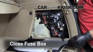 Interior Fuse Box Location: 20062011 MercedesBenz ML350  2007 MercedesBenz ML350 35L V6