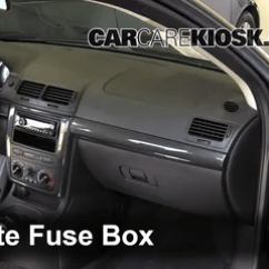 2009 Cobalt Fuse Box Diagram Tornado Alley Pontiac G5 Wiring All Data Interior Location 2007 Chevrolet Cruze Locate