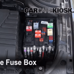Audi A3 Fuse Box Diagram Da3000 Door Access Wiring 2006 Great Installation Of Replace A 2013 2008 Quattro 3 2l V6 Rh Carcarekiosk Com 2005 A4 2 0t