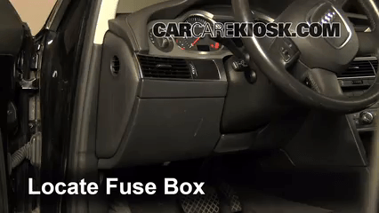 audi a6 c6 tail light wiring diagram bunn coffee maker interior fuse box location 2005 2011 2008 3 2l v6