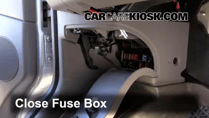 2008 Dodge Avenger Interior Fuse Box | wwwindiepedia