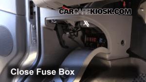 Interior Fuse Box Location: 20072017 Dodge Sprinter 2500  2008 Dodge Sprinter 2500 30L V6
