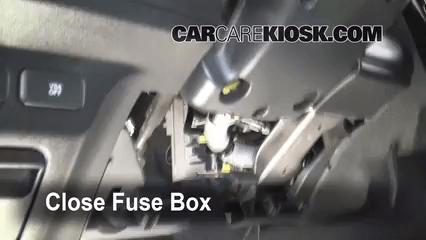 2003 Honda Element Fuse Box Diagram Interior Fuse Box Location 2003 2011 Honda Element 2008