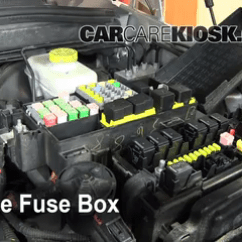 2006 Jeep Commander Fuse Box Diagram Tractor Trailer Wiring Blown Check 2010 2008 6 Replace Cover Secure The And Test Component