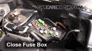 Interior Fuse Box Location: 20072010 Jeep Compass  2008