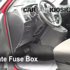 2008 Pontiac Vibe Radio Wiring Diagram 79 Trans Am Dash Interior Fuse Box Location: 2003-2008 - 1.8l 4 Cyl.