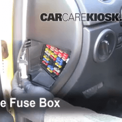 New Beetle Fuse Box Diagram Apexi Afc Neo Wiring Nissan Interior Location: 2006-2010 Volkswagen - 2008 S 2.5l 5 Cyl ...